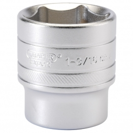 """1/2"""" Square Drive 6 Point Imperial Socket (1.3/16"""")"""
