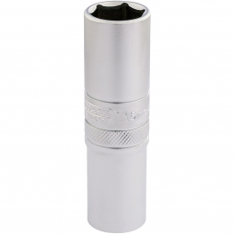 "1/2"" Square Drive 6 Point Metric Deep Socket (16mm)"
