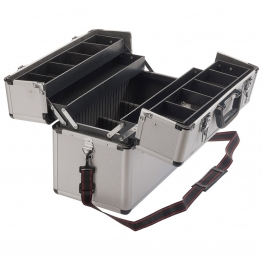 Four Tray Cantilever Tool Box