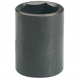 "Expert 19mm 1/2"" Square Drive Impact Socket"