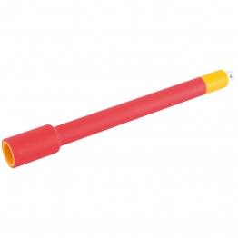 "1/4"" Sq. Dr. Vde Approved Fully Insulated Extension Bar (150mm)"