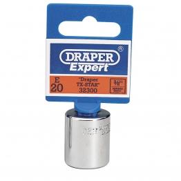 "Expert E20 3/8"" Square Drive Draper Tx-star"