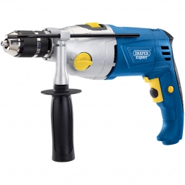 Expert 1050w 230v Hammer Drill With Keyless Chuck