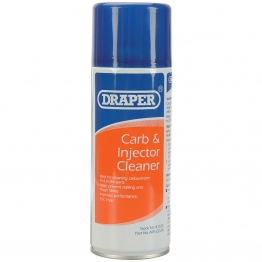 400ml Carburettor And Injector Cleaner