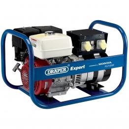 Expert 7.5kva/6.0kw Petrol Generator