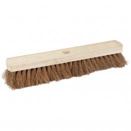 450mm Soft Coco Broom Head