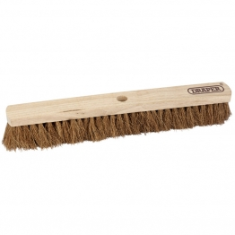 600mm Soft Coco Broom Head