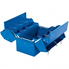 460mm Barn Type Tool Box With 4 Cantilever Trays