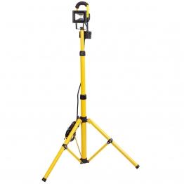 Expert Cob Led Worklamp (10w) With Telescopic Tripod