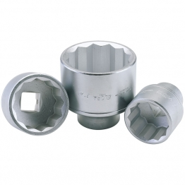 "1.5/8"", 1"" Square Drive Elora Bi-hexagon Socket"