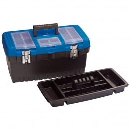 480mm Tool Organiser Box With Tote Tray
