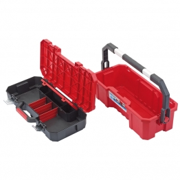 Expert Heavy Duty Tool Box With Removable Organiser (610mm)