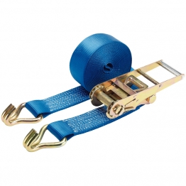 5000kg Ratchet Tie Down Strap (10m X 75mm)