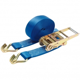 5000kg Ratchet Tie Down Strap (12m X 75mm)