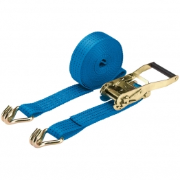 2000kg Ratcheting Tie Down Straps (8m X 50mm)