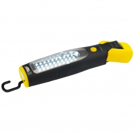 Expert Yellow 37 Led Rechargeable Magnetic Inspection Lamp