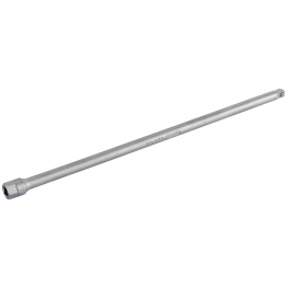 """250mm 1/4"""" Square Drive Satin Chrome Plated Extension Bar"""