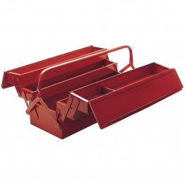 Expert 430mm Four Tray Cantilever Tool Box