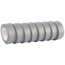Expert 8 X 10m X 19mm Grey Insulation Tape To Bsen60454/type2