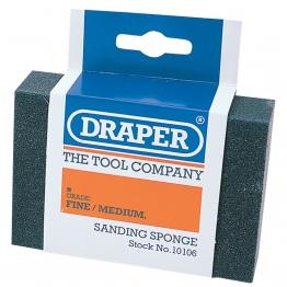 Fine - Medium Grit Flexible Sanding Sponge