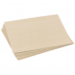 5 X Glasspaper Sheet Assortment 280 X 230mm