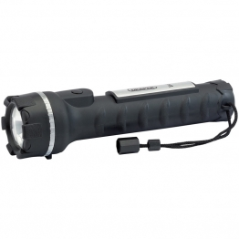 Rubber Torch (3 X D Batteries)