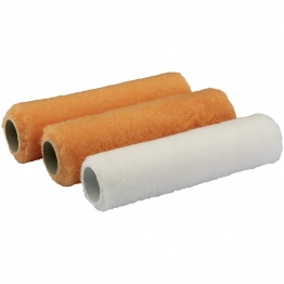 43mm X 230mm Paint Roller Sleeves (pack Of Three)