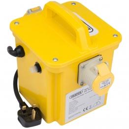 1kva 230v To 110v Portable Site Transformer