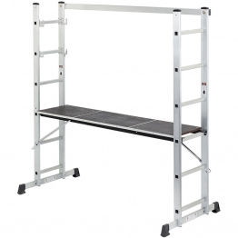 Expert Combination Aluminium Ladder And Platform