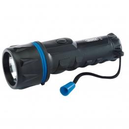 Rubber Torch (2 X D Batteries)