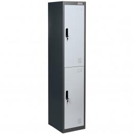 2 Door Locker - 380 X 450 X 1800mm