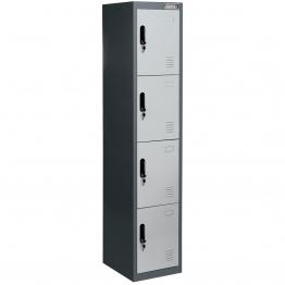 4 Door Locker - 380 X 450 X 1800mm