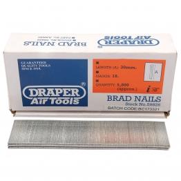 30mm Brad Nails (5000)