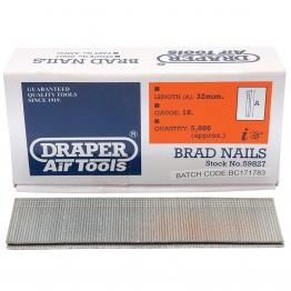 32mm Brad Nails (5000)