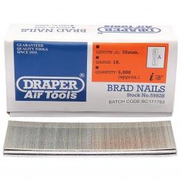 35mm Brad Nails (5000)