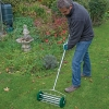 Rolling Lawn Aerator With 450mm Spiked Drum
