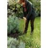 Carbon Steel Lawn Edger Ash Handle