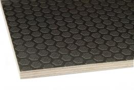 Anti-slip Phenolic Plywood With Hexagon Pattern